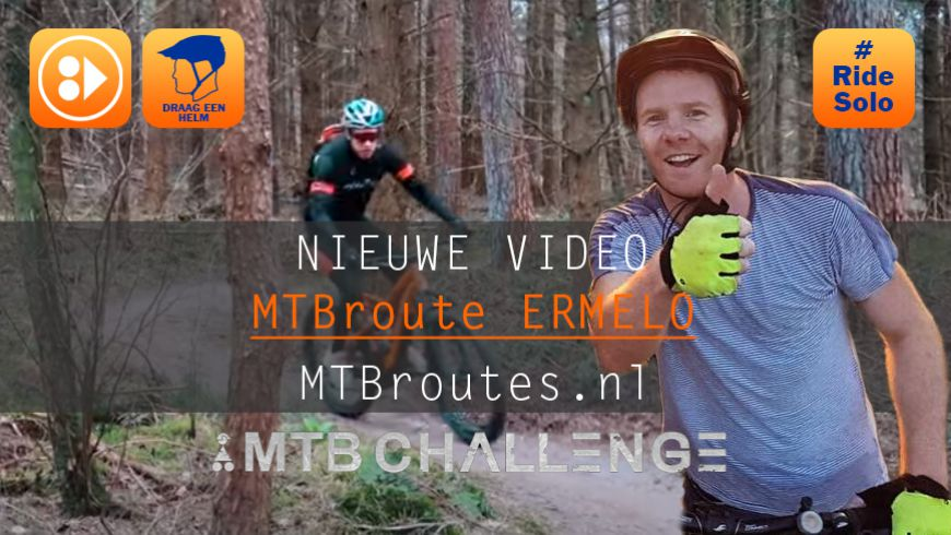 Video MTBroute Ermelo