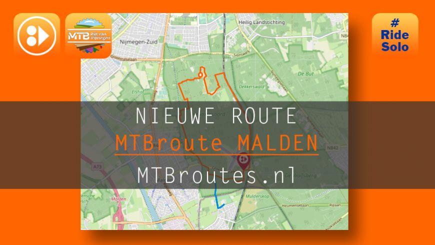 MTBroute Malden online