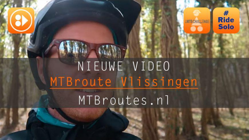Video MTBroute Vlissingen