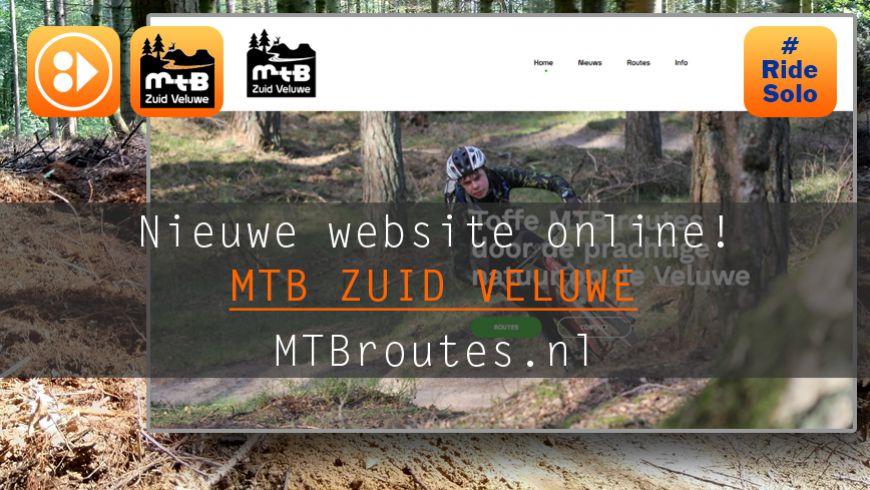 Website MTB Zuid-Veluwe online