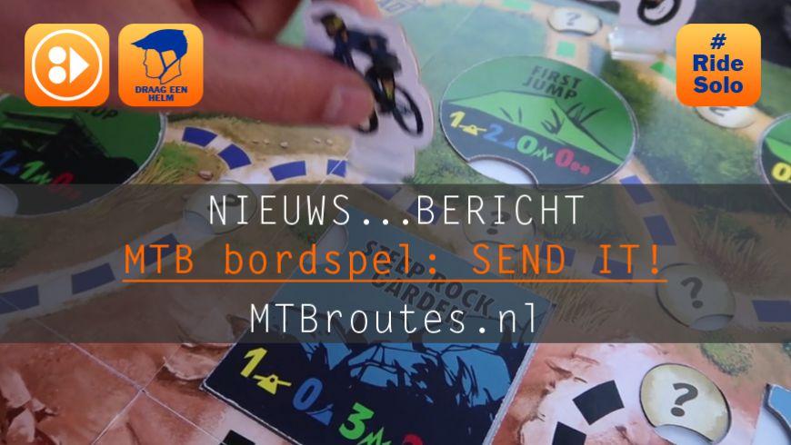 Quarantaine Tip: Send it! - MTB game