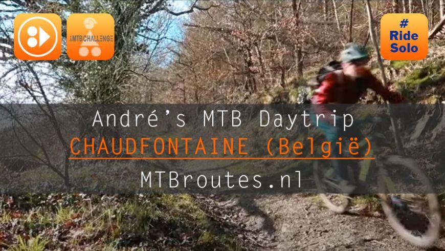 MTB Daytrip // Chaudfontaine (Belgie)