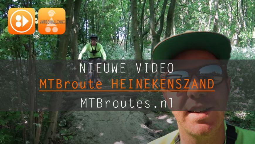 Video MTBroute Heinskenszand