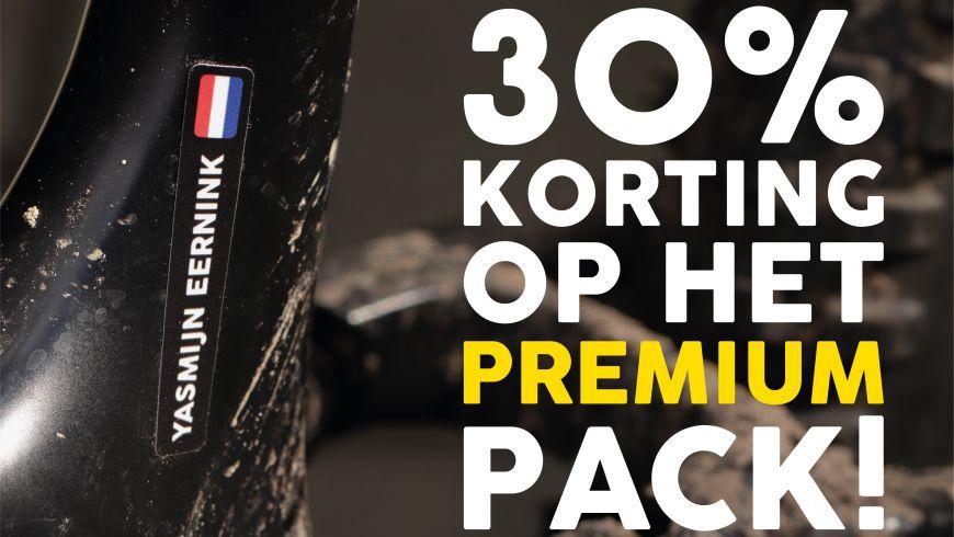 ACTIE Pro Bike Sticker