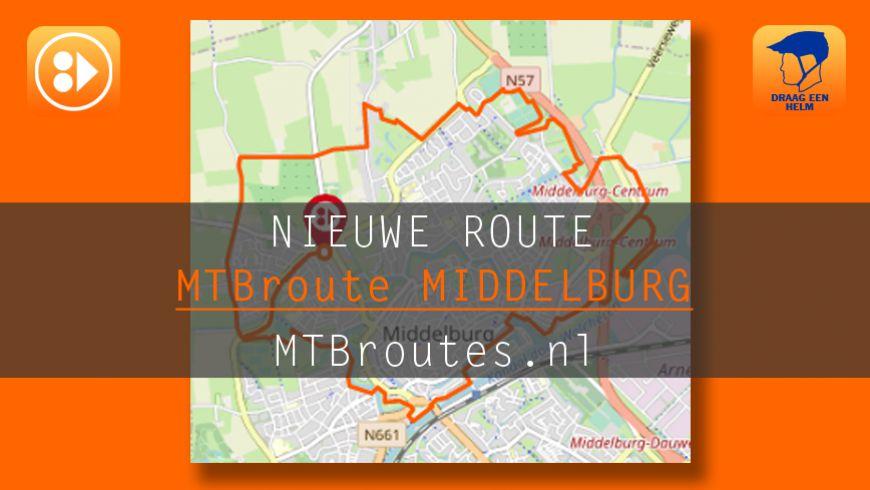 MTB Route Middelburg online