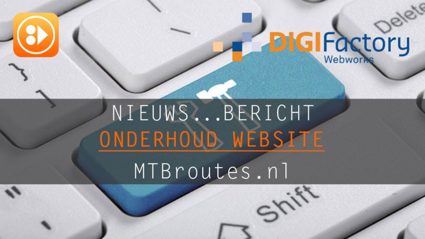 Onderhoud website