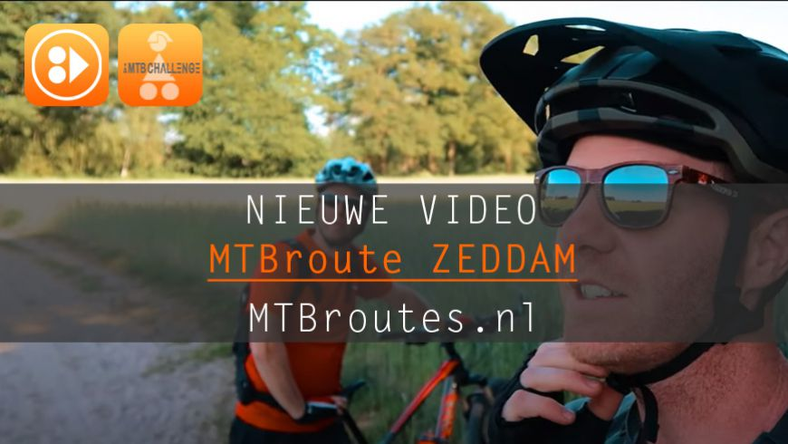 Video MTBroute Zeddam