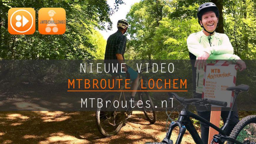 Video MTBroute Lochem