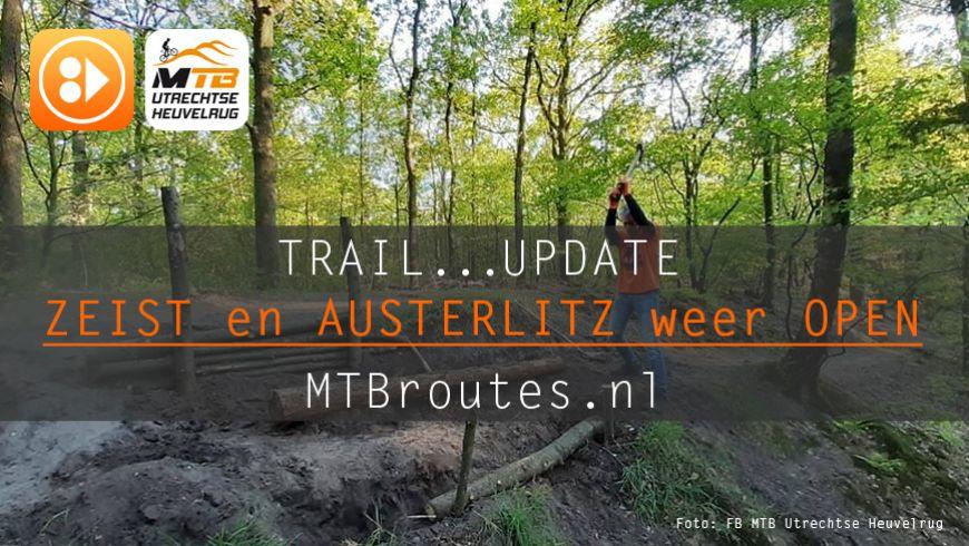 Zeist en Austerlitz weer OP PROEF open