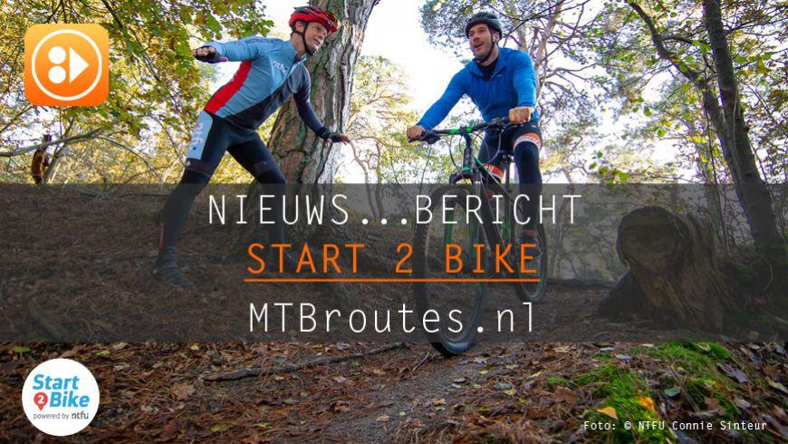 START2BIKE: Stap met een zeker gevoel op je mountainbike