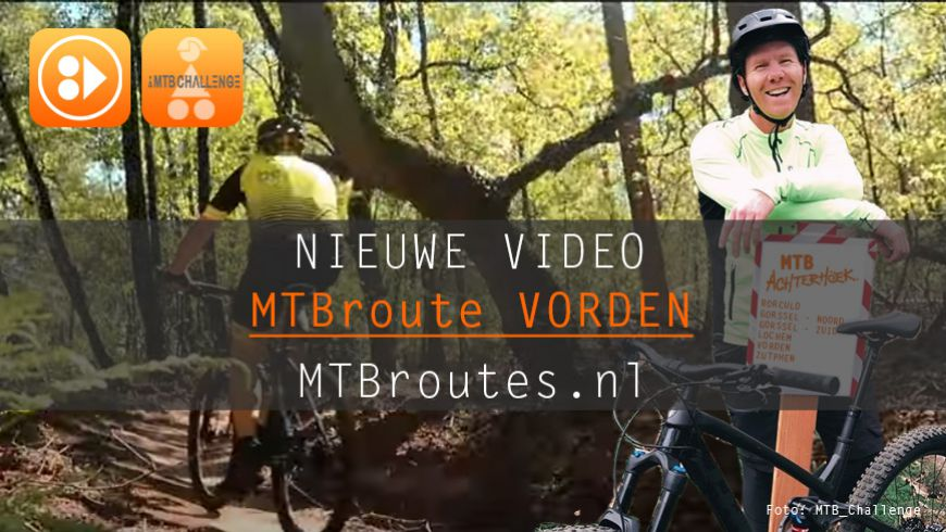 Video MTBroute Vorden
