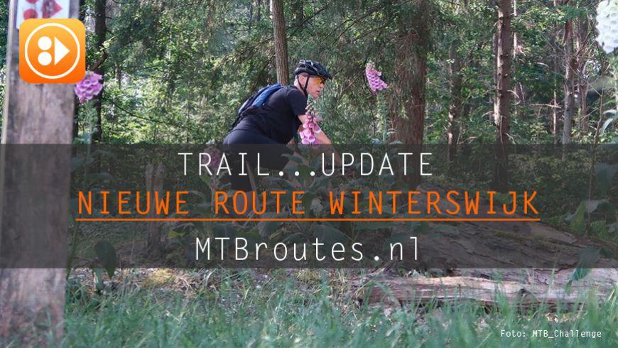 Volgend voorjaar nieuwe MTB route Winterswijk