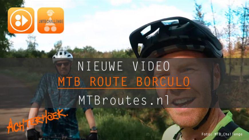 Video MTBroute Borculo