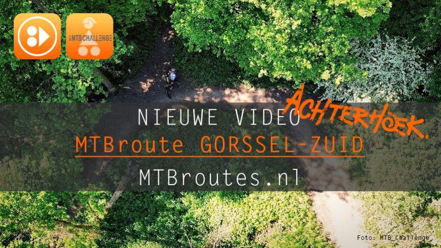 Video MTBroute Gorssel-Zuid