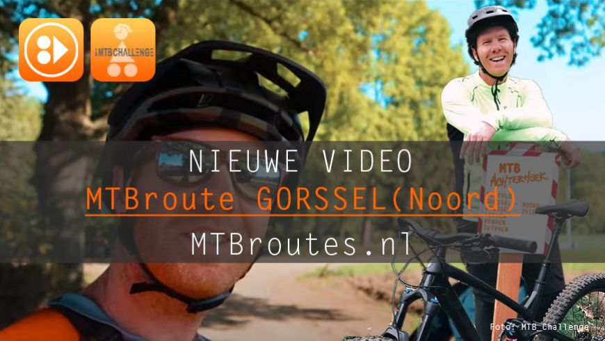 Video MTBroute Gorssel-Noord