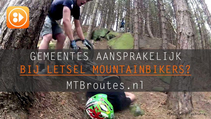 Gemeentes aansprakelijk bij letsel mountainbikers?