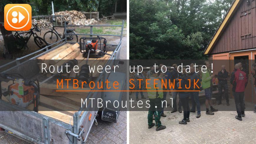 MTBroute Steenwijk weer online!