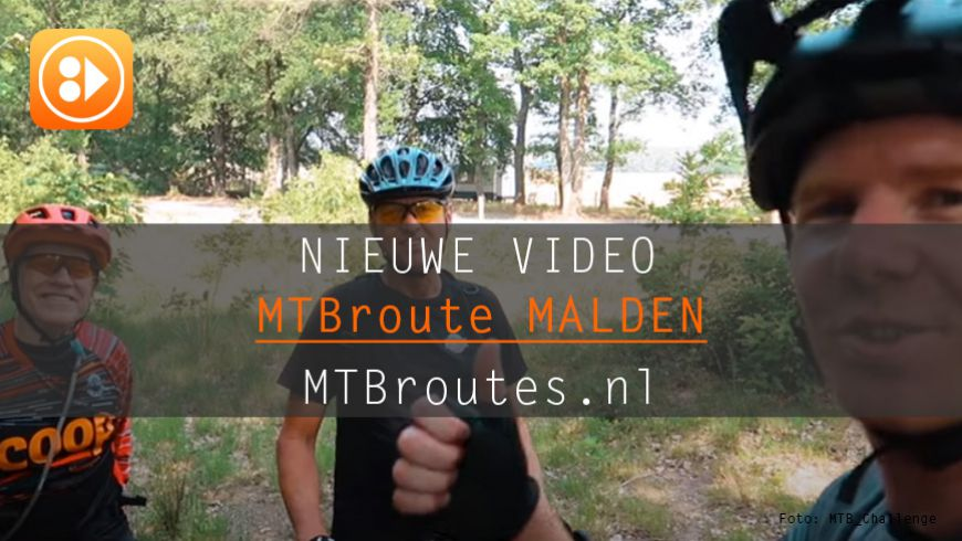 Video MTBroute Malden