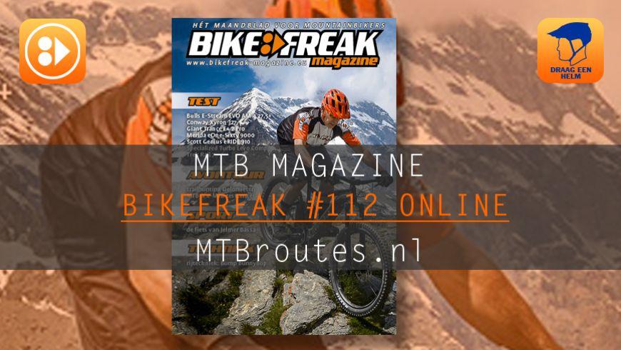 Bikefreak-magazine nummer 112 is uit!