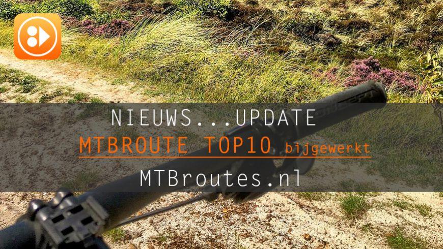 MTBroute TOP10 bijgewerkt 08-08-2020