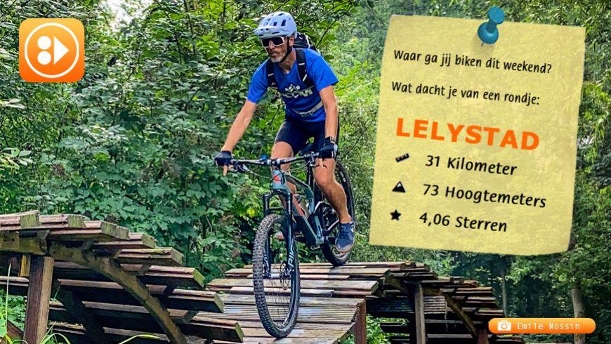 Waar ga jij biken dit weekend?