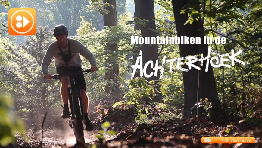 Mountainbiken in de Achterhoek
