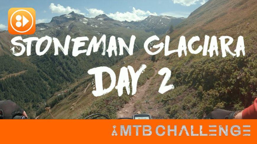 Deel 2:  Stoneman Glaciara