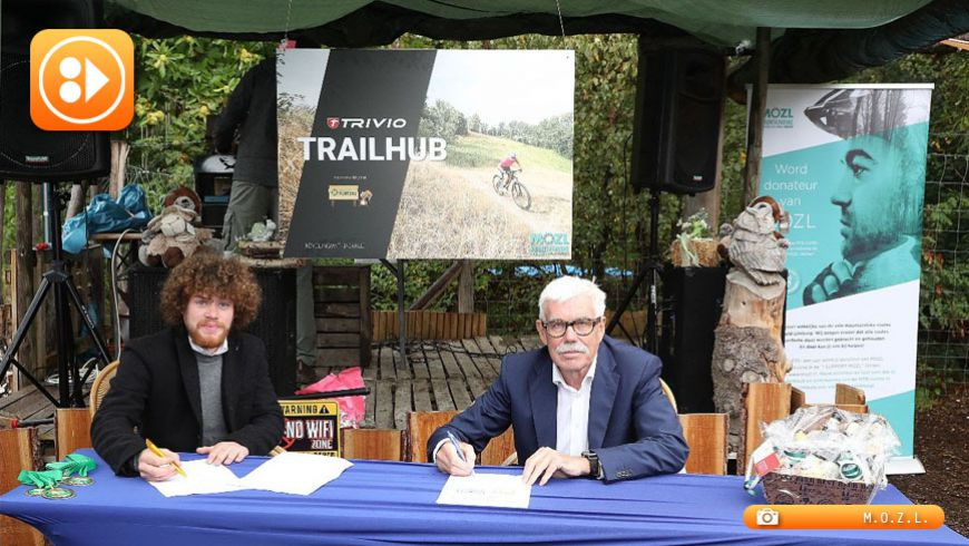 Official Trailhub Parkstad geopend