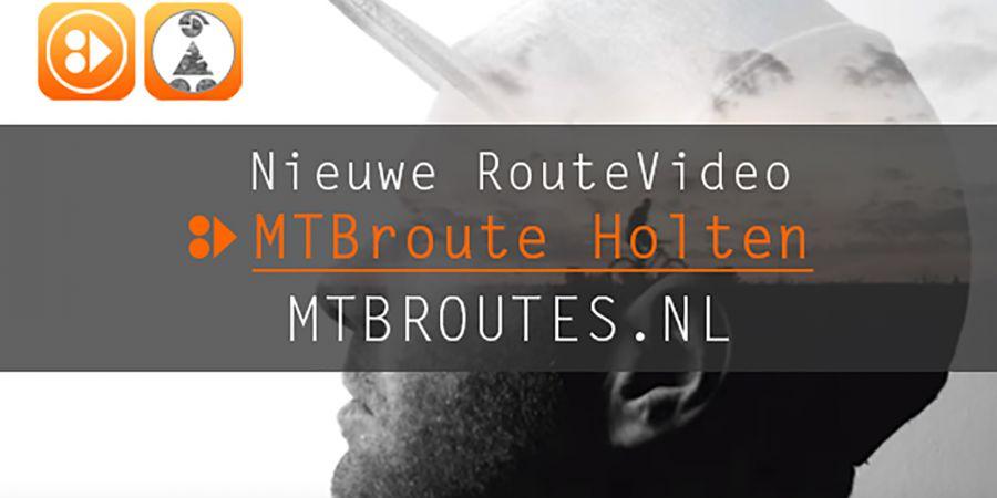 Video MTBroute Holten online!