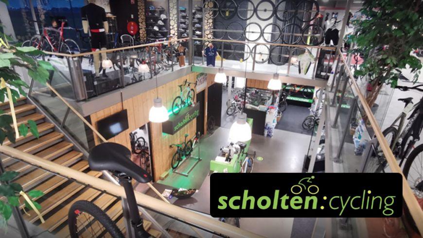 Scholten-Cycling RACE + MTB specialist