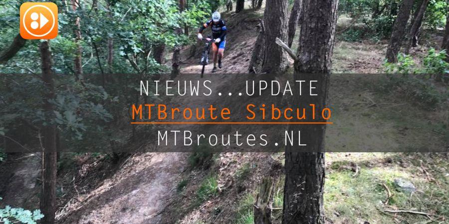 MTBroute Sibculo toegevoegd!