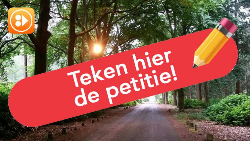 Petitie: Mountainbikeroute Nijmegen moet open blijven
