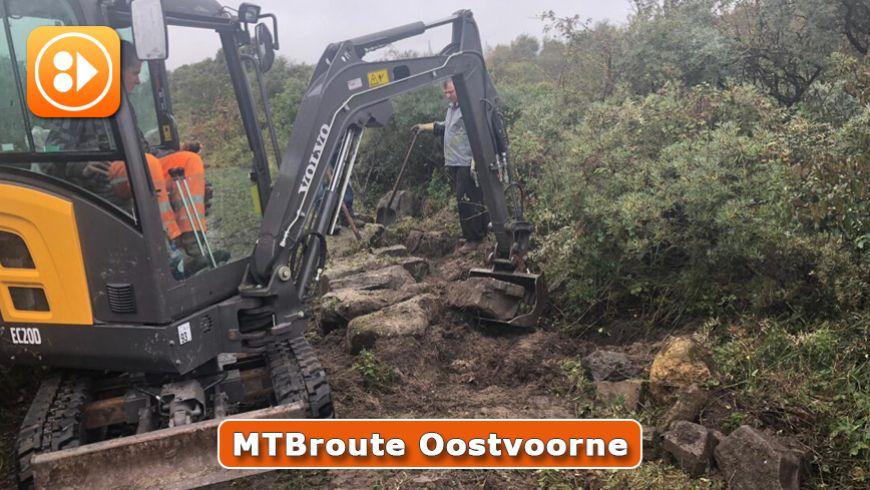 Onderhoud MTBroutes week #50