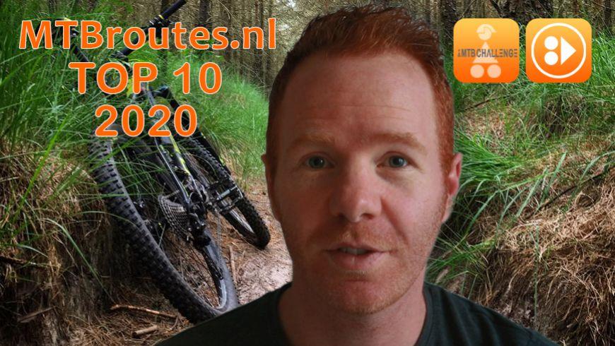 Video: Hoogst gewaardeerde routes op MTBroutes.nl 2020