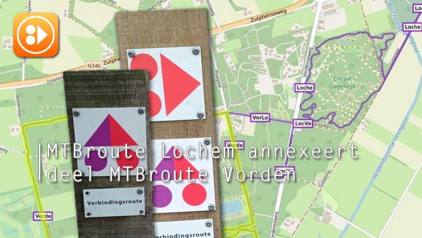 MTB Achterhoek: Lochem annexeert deel Vorden