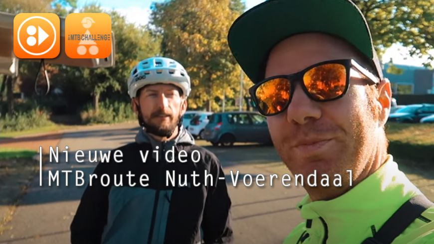 Video MTBroute Nuth-Voerendaal